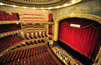 acoustic solution for concert hall