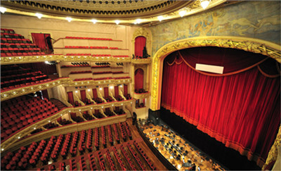 music hall acoustics plan