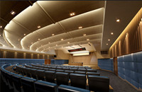 acoustic solution for theater designs