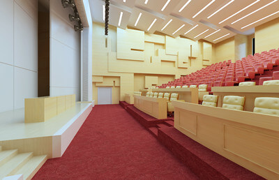theater sound acoustics