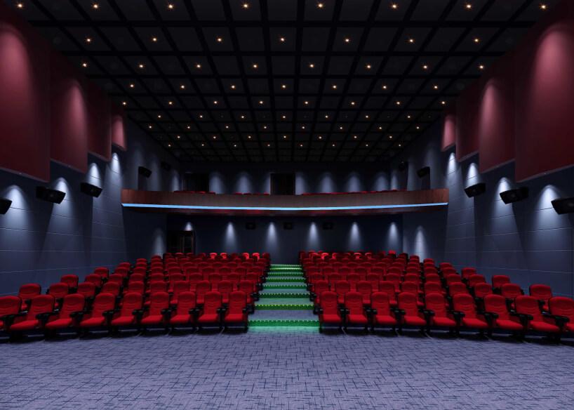 cinema acoustic materials