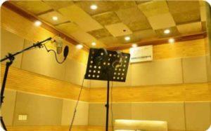acoustic treatment home studio