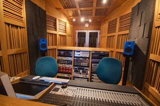recording studio design acoustic diffusor