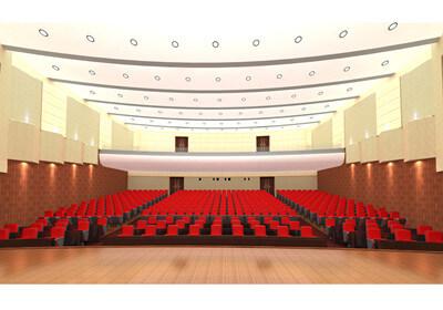 剧院声学设计处理
