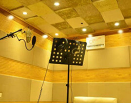 acoustic treatment home studio