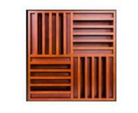 acoustic diffuser panels