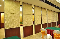 Movable Partition Wall for restaurant