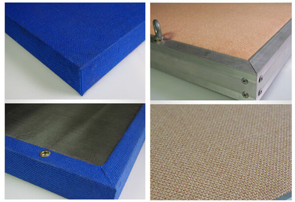 acoustic panel fabric