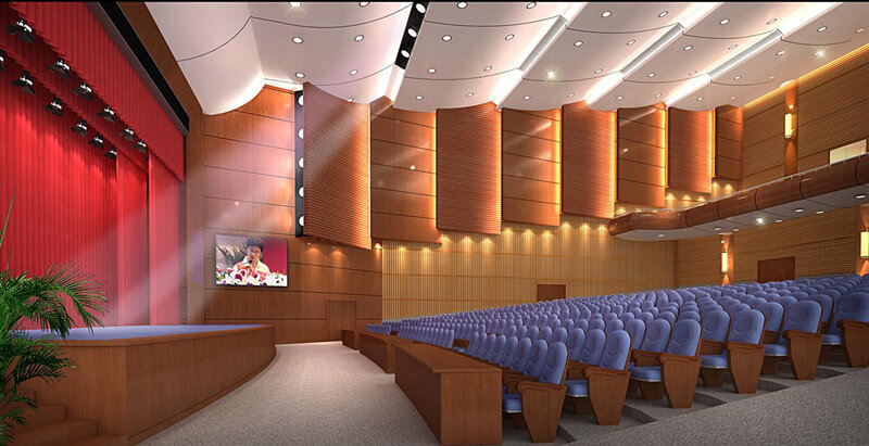 Theater Acoustic Solutions