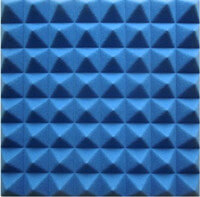 Pyramid 3D cube acoustic panel