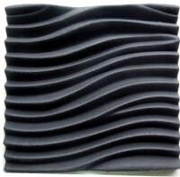 Wave 3D cube acoustic panel