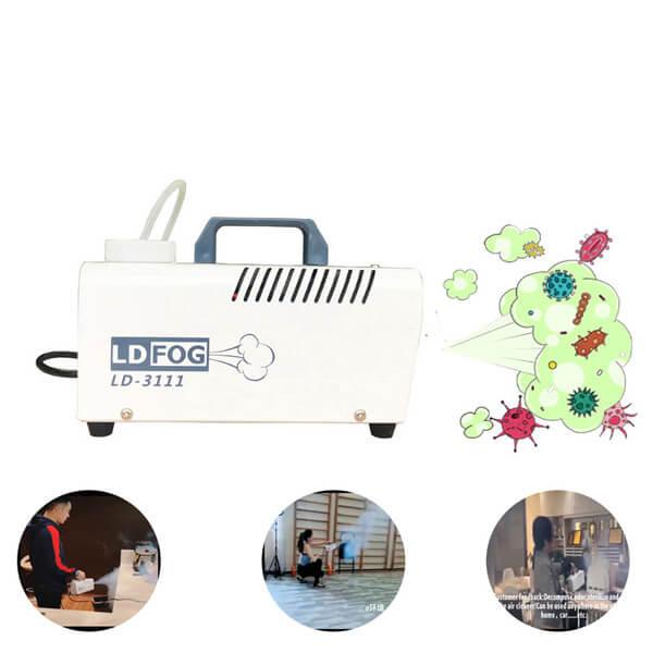 disinfectant sprayer machine